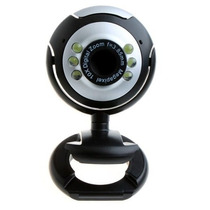 Excelente Web Cam 1.3mp/ Microfono/ 6 Led Night/ Foto Hm4