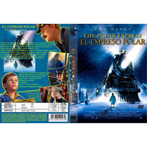 Dvd Anime Clasico El Expreso Polar Express Tom Hanks Tampico