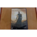Dvd Gladiador Dublado Original Russell Crowe Vencedor Oscar