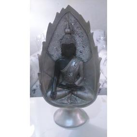 Budas Escultura Artstica Elegante