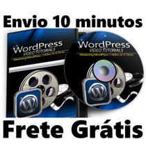 Curso Wordpress Brinde Dicas Frete Grátis!