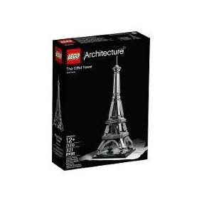 Lego 21019 Torre Eifel De Lego Architecture