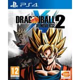 Dragon Ball Xv Xenoverse 2 Ps4 Fisico Nuevo Subtitul Español