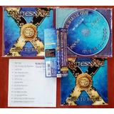 Whitesnake * Good To Be Bad + 2 Bonus * Cd Japonés Like New