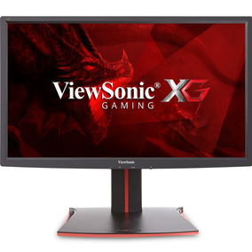 Monitor Led Gamer 24 Viewsonic Xg2401 Usb 3.0 1ms 144hz Mexx