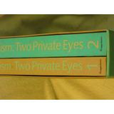 Dos Tomos-surrealismo - Two Private Eyes - Excelente