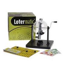 Lotermatic Juego De Loteria / Bingo Con Bolillero