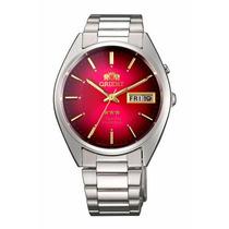 Relogio Orient Automatico 21 Jewels - Cristal 3 Estrelas Ros