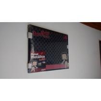 Quadro Mural Painel Metalico Betty Boop 69x53