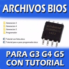 Archivos Binarios G3 G4 G5