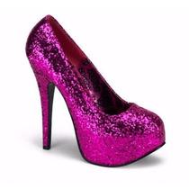 Sapato De Salto Drag Queen Salto Alto N 40 , 41, 42