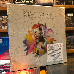 Steve Hackett The Charisma Years 1975 1983 Box Set Vinilos