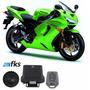 Bloqueador Anti Furto Moto Fks Maf400 Sensor De Presença