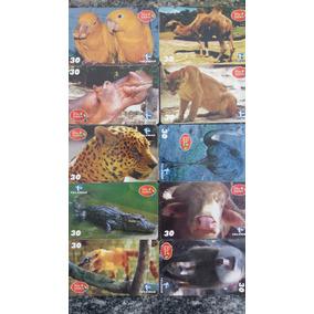 Cartão Telefônico Colecionável - Telemar Série Dois Irmãos.