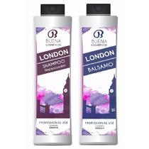 Semi Definitiva London 2x1 Litro - Liso Perfeito