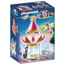 Pm Torre Flor Mágica Con Caja Playmobil 6688