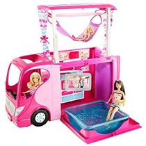 Juguete Barbie Hermanas De La Familia Camper