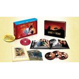 Blu-ray E O Vento Levou Ed Colecionador 70th Aniver Giftset
