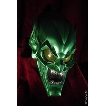Mascara Pepakura, Duende Verde - Spiderman