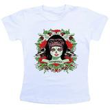 Camiseta Baby Look Feminina Moda Roupa Blusa - B213