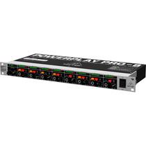 Amplificador P/ Fone Behringer Powerplay Ha8000 - Oferta 12x
