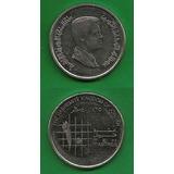 Grr-moneda De Jordania 10 Piastres 2004 - Rey Abdullah I I