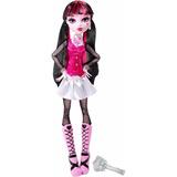 Muñeca Monster High Draculaura Frightfully Tall Ghouls 43cm