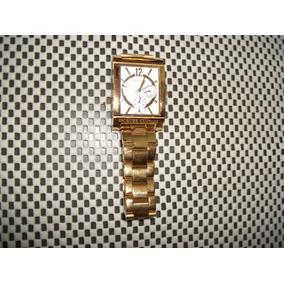 Relógio Alemão Banhado Ouro Jacques Cantani,peça Única,novo.