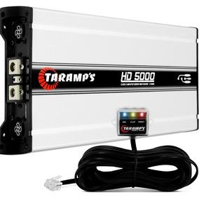 Modulo Taramps Hd5000 5000 W Rms Amplificador 1 Canal 1 Ohms
