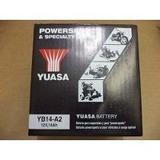 Bateria Yb14-a2 Yuasa Honda: Cbx-750 F(7 Galo), Cbf 1000