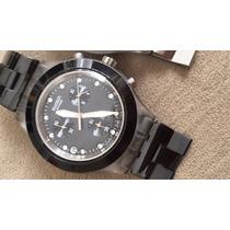 Relógio Swatch Full Blooded Preto - Original