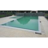 Pisos Vereda Atermicos,piscinas Piletas Travertino,solarium