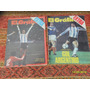 Lote D 2 Antiguas Revistas El Gráfico Mundial 1978 Extra
