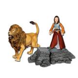 Juego A Lo Largo De Juguetes Narnia: Príncipe Caspian - Asl