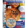 Curso De Bijuteria: 3 Revistas + Dvd