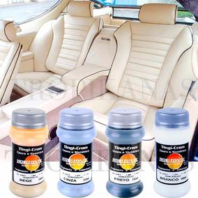 Tinta Para Pintar Volante Painel Carro Plástico Couro 100ml