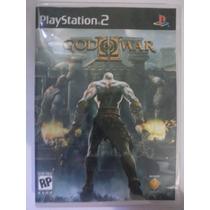 God Of War 2 Ps 2 Game - Frete Grátis