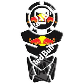 Protetor De Tanque Nova Twister/titan/bros 160 Red Bull 8