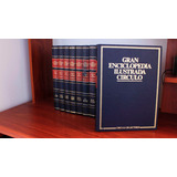 Enciclopedia Ilustrada Circulo De Lectores 12 Tomos