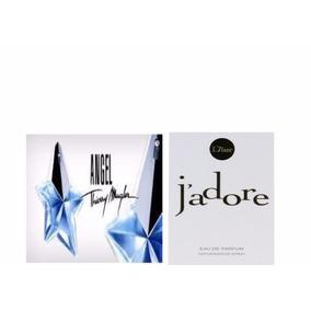 Kit Angel E Jadore Fragancia 100% Original Frete Gratis