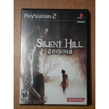 Silent Hill Origins Para El Play Station 2