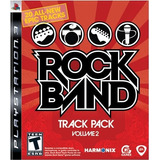 Juego Ps3 Rock Band Track Pack Volume 2 Fisico Rockband
