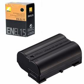 Bateria En-el15 Nikon D7000 D7100 D600 D800