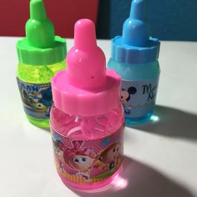 Recuerdos Burbujeros Personalizados P/ Baby Shower Bautizo