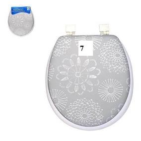 Assento Sanitario Almofadado Confortavel Vaso Banheiro