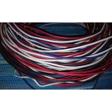 Remanentes De Cable 12 Awg 600 V Tw Thw 7 Pelos 100%cobre