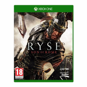 Ryse Son Of Rome Xbox One - Código 25 Dígitos