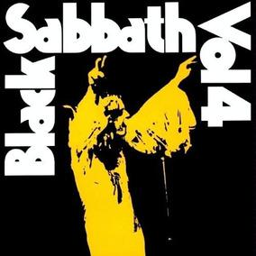 Lp Black Sabbath Vol 4 180g Opaque Orange Vinyl