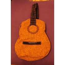 Bolsa En Forma De Guitarra Acustica
