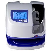 Reloj Checador Electronico Amano Tcx-90